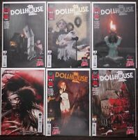 The Dollhouse Family #1-6, NM 1st Print, DC, 2020, Mike Carey