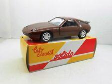 24 COCHE PORSCHE 928 GT SOLIDO SALVAT CAR 1:43 MINIATURE MINIATURA MODEL 1/43