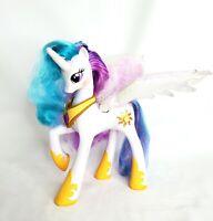 MY LITTLE PONY TALKING PRINCESS CELESTIA LIGHT UP Wings MLP G4 Toys R Us Exclus