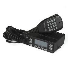 SainSonic Vhf and Uhf Dual Band Mini Transceiver Mobile 5W 10W 25W Car Radio
