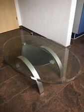 Hochwertige Couchtisch Glas/Metall
