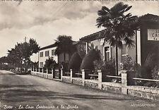 * BOTTE - La Casa Cantoniera e la Scuola 1953