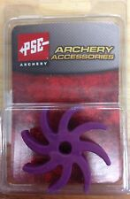 NEW PSE ARCHERY PURPLE COLORED CABLE ROD DAMPNER FOR PSE BOW