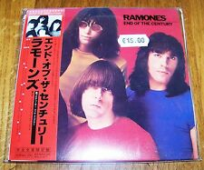 RAMONES End of The Century Japan Edition- CD Digipack