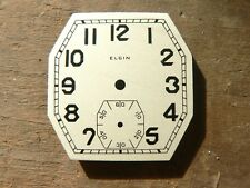 New Old Stock Vintage Elgin Dial For 1930's 3/0 Wristwatch Movements