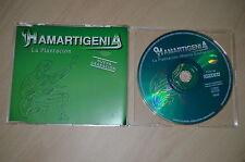 Hamartigenia - La plantacion. CD-Single (CP1706)
