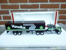 ELIGOR LBS  KENWORTH BP TRUCK TRAIN VANELLUS TRAILER TRUCK  CAMION  NM BOX 1:43
