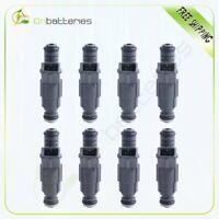 8× OE Fuel Injectors 0280155823 BMW 5 7 SERIES X5 Z8 E38 E39 E53 4.4 4.8 V8