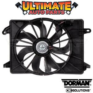 Radiator Cooling Fan (Single Blade) for 09-18 Dodge Challenger