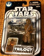 Chewbacca Star Wars Trilogy Action Figure #15 Mint on Card