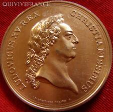 MED3196 - MEDAILLE LOUIS XV MONNAIE DE PARIS 1770  - FRENCH MEDAL