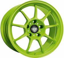 OZ ALLEGGERITA HLT ACID grün Felge 10x18 - 18 Zoll 5x120.65 Lochkreis