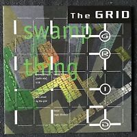 The Grid CD Single Swamp Thing - France (EX+/EX+)