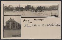 DAR 37090) Echt Foto AK Gruß aus SPRENDLINGEN 1935