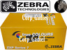 Pack Of 3 Units Genuine Zebra Ribbon ZxP Series 7 YMCKO 750 Images # 800077-742.