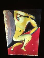 "Marc Chagall ""Nude"" Russian French Jewish Art 35mm Slide"