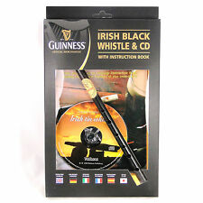 Guinness Aluminium Tin Whistle - Twin or CD Pack