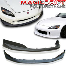 04-09 Honda S2000 AP2 JDM Front Bumper PU Add-on Urethane Lip AMS Amuse Style