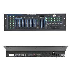 American DJ DMX operatore 384 controller di illuminazione da Discoteca DJ Luce da tavolo
