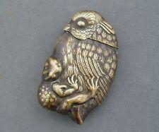 Animals Brass Collectable Tobacco Vestas
