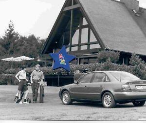 Audi SW-Werksfoto Audi A 4-2.8 l-V6 quattro 1994,top Sammlerstück,rar,Bild B