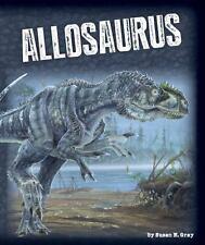 Allosaurus by Susan H. Gray