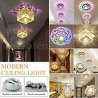 Modern Crystal Ceiling Light Fixture Warm White Pendant Lamp Lighting Chandelier