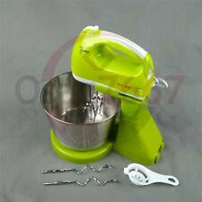 Kitchen Homemade Cakes Muffins 7 Speed Electric Stand Mixer Eggbeater 220V New