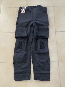 Crye Precision G2 AC Combat Pants 34R Black DEVGRU UKSF KSK Ops Core Lindnerhof