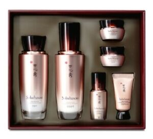 Korea cosmetic Sulwhasoo Timetreasure Renovating 6pcs Special Set Anti aging
