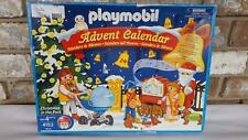 Playmobil Advent Calendar Christmas In The Park 4152 Ages 4 & Up Play NEW UNUSED