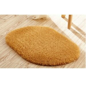 1 X Absorbent Soft Non Slip Machine Washable Floor Small Rugs Mat Rug Fashion