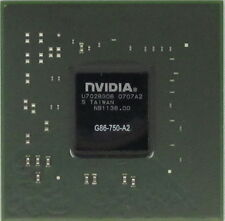 Genuine Original NVIDIA 8400M GT G86-750-A2 Chipset BGA GPU IC Chip with Balls