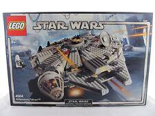 LEGO Star Wars #4504 Millennium Falcon MISB 985 pcs Original Trilogy Retired New