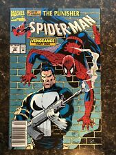 Spider-Man #32 NM- to NM 🗽 1st App of Master of Vengeance 🗽 Marvel 1993