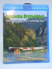 Columbia River Gorge Part 2 - The BNSF Fallbridge Sub Blu-ray 2012 HG078 AA 02