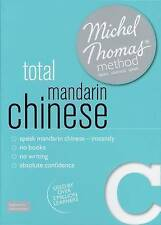 Total Mandarin Chinese Audiobook Thomas & Goodman (2011) by Michel Thomas, Harold Goodman (CD-Audio, 2011)