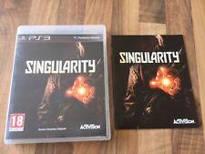 PS3:    SINGULARITY