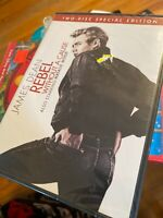 REBEL WITHOUT A CAUSE DVD New Two-Disc Special Edition James Dean Natalie Wood