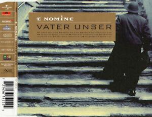 E Nomine - Vater Unser (8 Track Maxi CD)