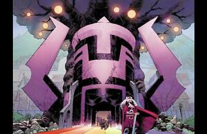 Thor #6 2nd Print - Death of Galactus - Interior Variant - IN-HAND