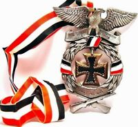 schöner deutscher Wanderorden, Orden, Medaille, Kreuz, Auszeichnung