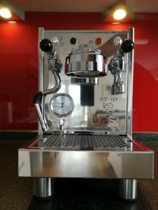 Bezzera BZ 10 espresso portafilter machine used