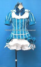 Project Diva 2nd Luka Megurine's Blue Dress Cosplay Size M