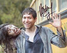 "~~ MICHAEL ZEGEN Authentic Hand-Signed ""Randall - WALKING DEAD"" 8x10 Photo ~~"