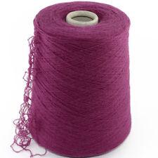 100g Nm.2//28 Lace Wolle Kone 70/%Merino Extrafine 30/%Kaschmir Weinrot 650m//50g