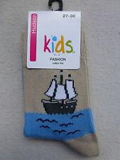 Hudson Calcetines Para Niño Niños Fashion NAVE (PVP 4,50) 75% CO gr 19-30 Nuevo