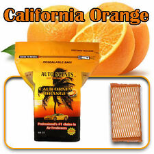 Home Office Auto Scent Air Freshner CALI. ORANGE 60QTY