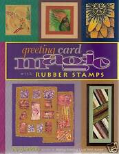 Mary Jo McGraw : GREETING CARD MAGIC WITH RUBBER STAMPS