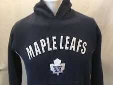 Toronto Maple Leaf hoodie Children's Long Sleeve Hooded Sweatshirt Size Large